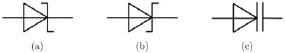 図1 いろいろなダイオード(その1)