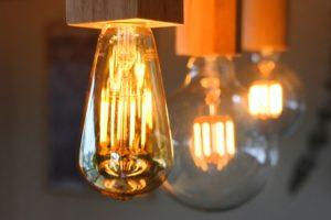 LED電球の画像