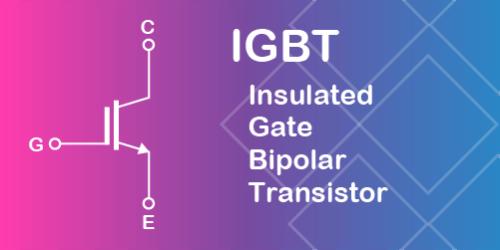 IGBTの回路図記号