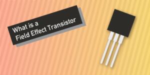 電界効果トランジスタ